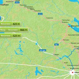Весьегонск оказался в пятерке небольших городов, популярных у туристов.
