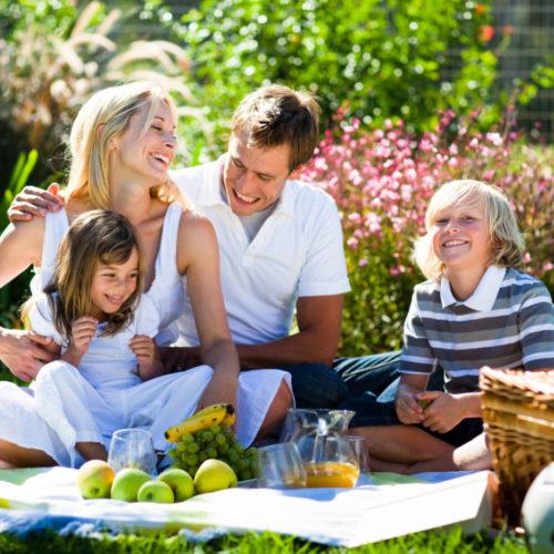 Досуг и комфортное проживание для всех членов семьи