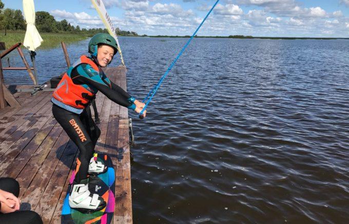Завершилась вторая летняя смена детского лагеря «Весьегонск – 2018». Уже готовим зимнюю!